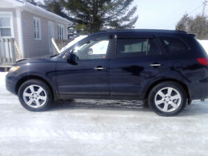 TRADE FOR A 4X4 TRUCK: 2008 HYUNDAI SANTA FE LIMITED