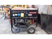 generator dual voltage