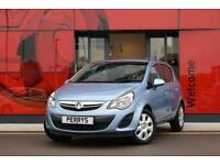 2014 Vauxhall Corsa 1.2 Design 5 door [AC] Petrol Hatchback