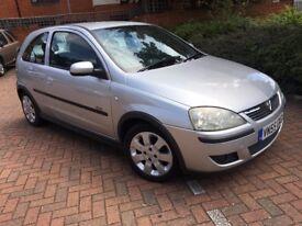 Vauxhall Corsa 1.2 Sxi 16v 3dr (55)2005