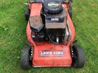 Brigs and Stratton peterol lawn mower