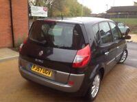 Renault Scenic 2008 1.6 VVT Dynamique 5dr ** 12 MONTH MOT ** 2 KEYS ** FULL SERVICE *DRIVES LIKE NEW