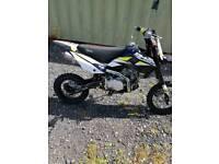Stomp pit bike 140