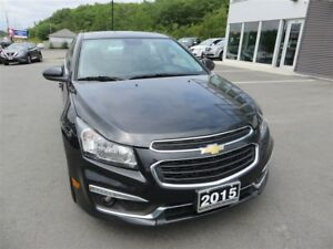 2015 Chevrolet Cruze 2LT RS *Heated Leather *Sunroof