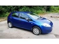Fiat Grande punto 12 months MOT low mileage