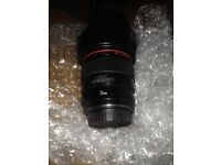 Canon 35mm F1.4 lens L series open to offers