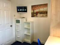 Stylish Single Room With Smart TV In Hackney (Zone 2) Twice A Week Cleaner!