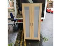 Modern double door wardrobe £40