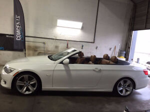 Convertible! Fully-Loaded! 2011 BMW 3-Series 328i Coupe(2 door)