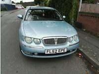 2002 Rover 75 2.0 diesel low mileage