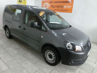 2014 Volkswagen Caddy Maxi 1.6TDI (102bhp) DSG Maxi***BUY FOR ONLY £55 A WEEK***