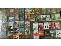 Joblot Video's and CD's Brand new and slightly used