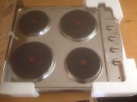 Prima electric hob 60cm new in box