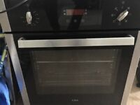 CDA Oven - good condition- all working perfectly