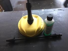 Karcher washer spare accessories