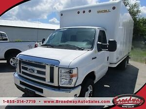 2016 Ford E350 1-TON CARGO MOVING SUPER DUTY MODEL 2 PASSENGER 6