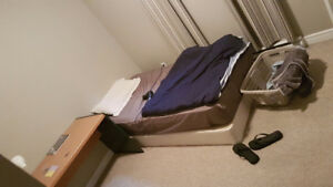 Small room for rent near Health Science Center ($100/weekly)