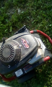 Honda 2600psi pressure washer