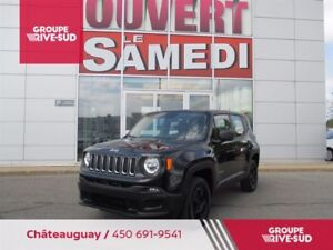 2015 Jeep Renegade SPORT 4X4 GR ELECT+ CLIM