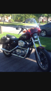 Sportster 1200 good condition
