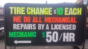 Vehicle Inspections 170 Charlotte Uptown message or call 6438558