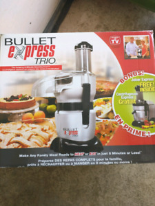 Bullet express trio - Used