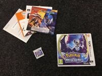 Pokemon Moon 3DS Game | Like New