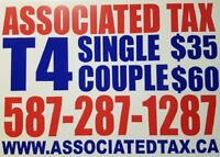 FILE TAXES NOW. Taxes prepared by professionals EFile $35 Single