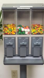 Start up Vending machine business.