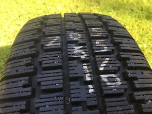 One BFG Winter Slalom P205/55R16 Tire