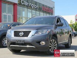2014 Nissan Pathfinder SL V6 4x4 at