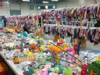 Children's Used Clothing, Toys & Equipment Sale