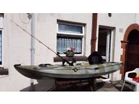 sit on top KAYAK for fishing