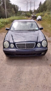 2001 Mercedes-Benz E320 - Berline - 4matic