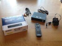 UHF And Satellite HDTV/Radio receiver