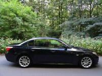 2008 08 BMW 520 2.0TD (177) auto d M Sport 4 Door Saloon..12 SERVICES !!