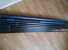 11m shakespeare fishing pole exellent condition