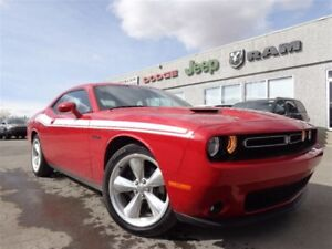 2016 Dodge Challenger R/T--back-up Camera,Navigation--High River