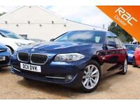 2011 11 BMW 5 SERIES 3.0 525D SE 4D AUTO 202 BHP DIESEL - RAC DEALER