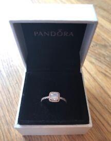 Pandora Rose elegance ring
