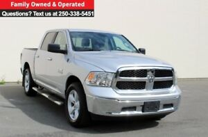 2016 RAM 1500 SLT ONE OWNER, KEYLESS ENTRY, BLUETOOTH, TOW PA...