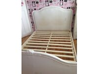 French Louis Queen Bed Frame