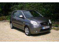 AUTOMATIC Kia PICANTO 2 done 35183 Miles with FULL SERVICE HISTORY and NEW MOT