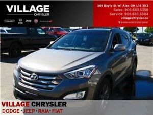 2015 Hyundai Santa Fe Sport Luxury|AWD|LEATHER|PANOSUROOF|BL