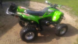 Kfx 700 2004