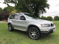 "22"" ALLOYS BMW X5 DIESEL AUTOMATIC LEATHER"