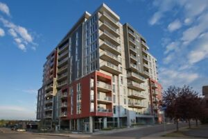 Condo 2 chambres meublé furnished 2 bedroom Hull Ottawa downtown