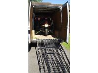 Motorbike Collection Motorcycle Delivery Transporter Courier Mover. Quad Scooter Scotland, England.