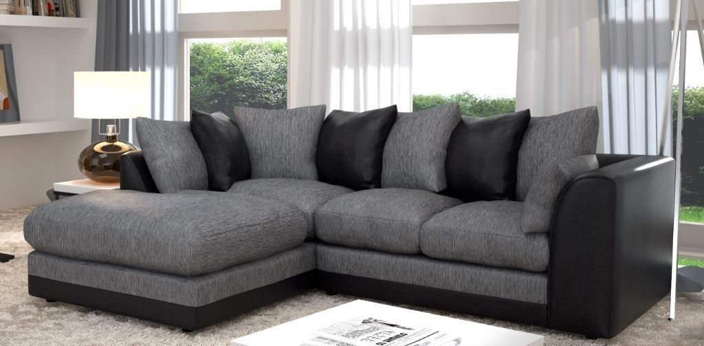 Dianer CORD CORNER 32 SOFA SUITE SETTEE IN FABRICin Sunbury on Thames, SurreyGumtree - CON.TACT INFOR IN THE FOLLOWING PIXTURES or 07903198072 Upholstered in the stylish 2016 soft sumptuos fabric this sofa set has an appearance and texture youll never get tired off. The DEELANsofa is made from Soft touch ultra modern Jumbo fabric...