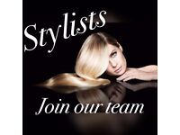 Stylist for established busy salon. Employed or self Employed.